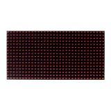 บอร์ด P10 LED ,(LED Display P10) ,(สีแดง) ฝังเม็ดจุดโมดูด เรืองแสงสีแดง, ขนาดหน้าจอ 16x32 ซ.ม. / RED LED Display P10 Dot Matrix Module Red Sign 16x32cm