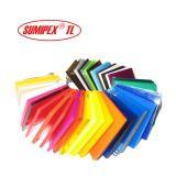 แผ่น อะคริลิค แบรนด์ Sumipex TL (รูปแบบสี) --- Sumipex TL Acrylic Sheet(color)