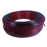 สายไฟ 2 x 1.5 mm ดำแดง 450/750v