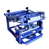 "Manual Cylinder Curved Screen Printing Press for Pen / Cup / Mug / Bottle with 2 Free Frames (Diameter:3.15"")"