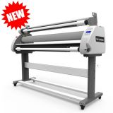 1600mm Full-auto Pneumatic Hot/Cold Laminator Machine with Cutting Function
